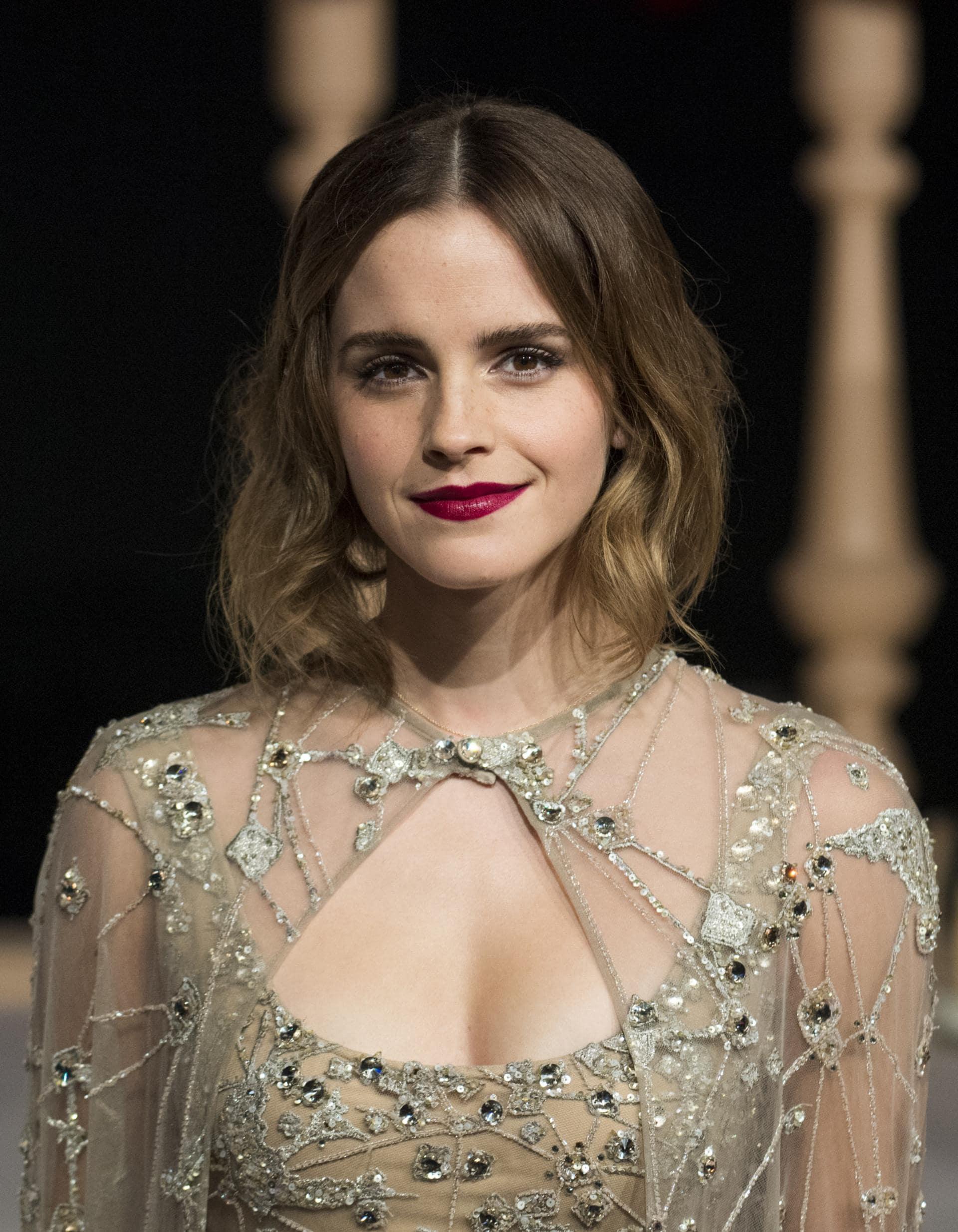 Elképesztő mi lett Emma Watsonból!
