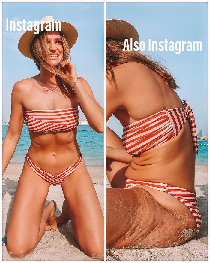 A valóság az Instagram posztok mögött