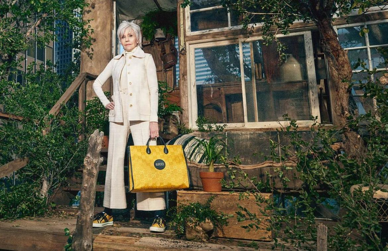 """Vessen egy pillantást a Gucci sokat elismert """"Off the Grid"""" fenntartható kollekciójára"""