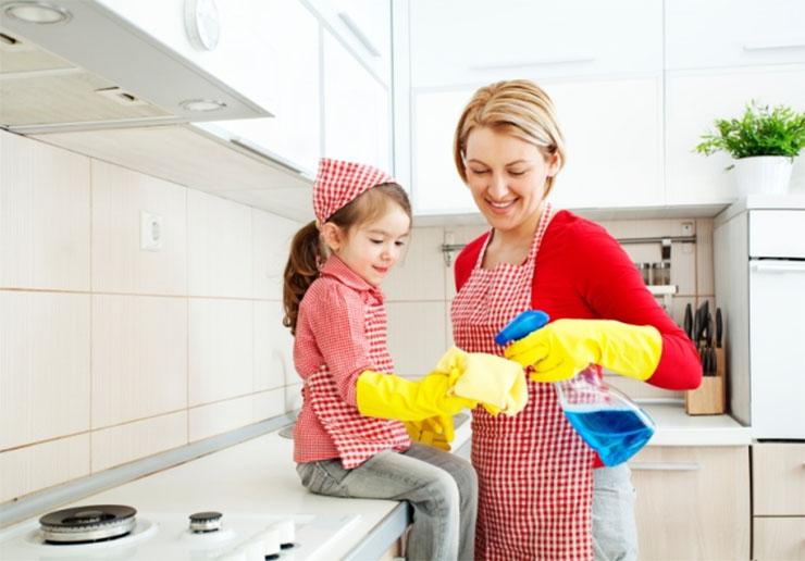 Amiért ne fizess gyerekednek az elvégzett házimunkáért