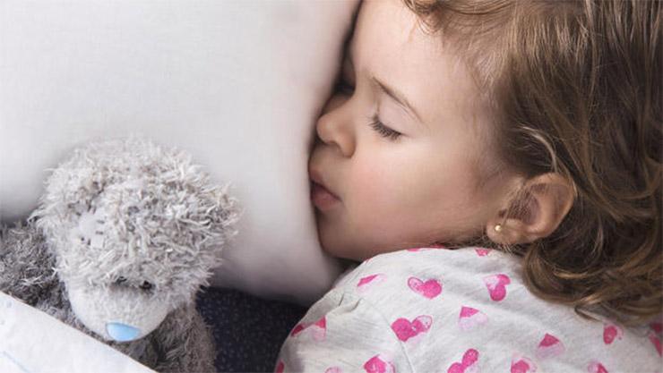 Ha horkol a gyerek, az egy egészségügyi kockázat