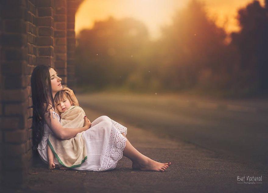 Csodás képek édesanyákról