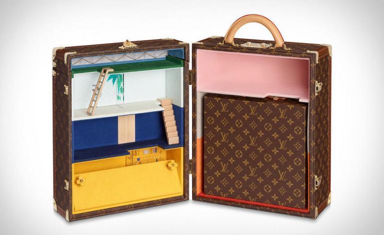 A Louis Vuitton új babaháza imádnivaló