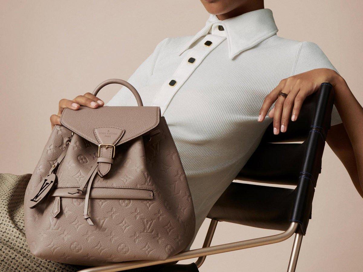 A megújult Louis Vuitton Montsouris hátizsák fantasztikusan néz ki