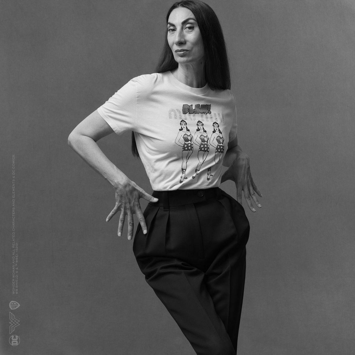 A Miu Miu Wonder Woman póló kollekciója a világ nőinek felhatalmazására készült
