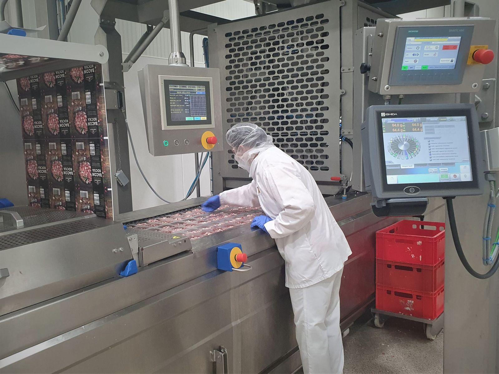 Innovációs díjat nyert a Gierlinger Prémium kockázott Bacon